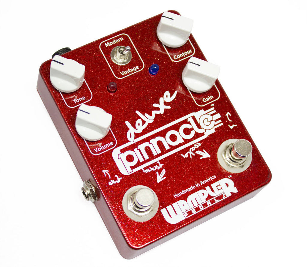 Wampler Pinnacle Deluxe- Used, Missing Box