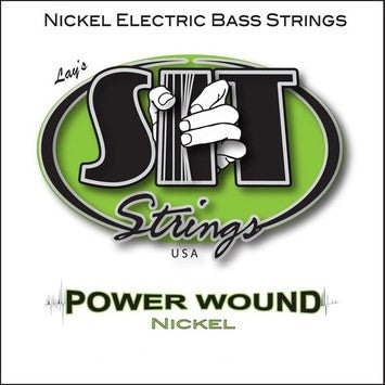 SIT Power Wound Nickel Bass Strings