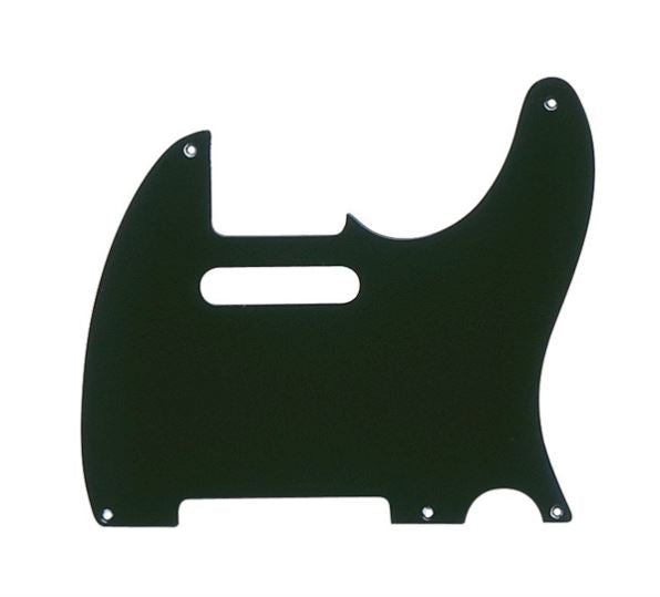 Fender Telecaster 5-Hole Pick Guard Black