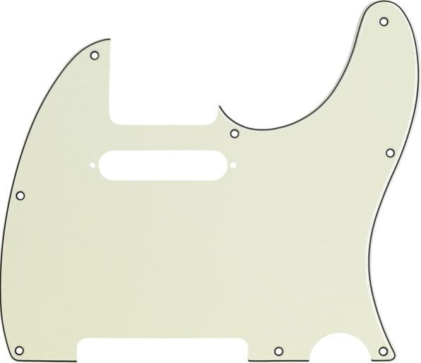 Fender Telecaster 8-Hole Pick Guard Mint Green