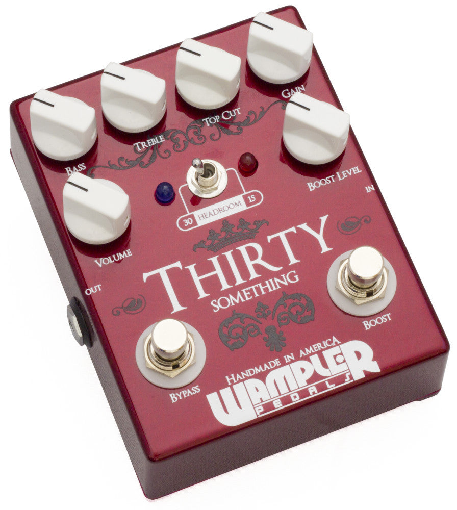 Wampler Thirty Something V.1 Overdrive Distortion