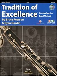 Tradition of Excellence Book 2 Second Edition