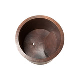 Premier Copper Products BTR45DB - Japanese Style Soaking Hand Hammered Copper Bath Tub