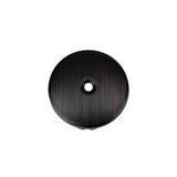 D-301ORB - Tub Drain Trim and Single-Hole Overflow Cover for Bath Tubs - Oil Rubbed Bronze