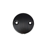 D-302ORB - Tub Drain Trim and Two-Hole Overflow Cover for Bath Tubs - Oil Rubbed Bronze