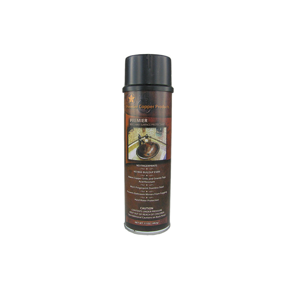 W900-WAX - Copper Sink Wax and Cleaner