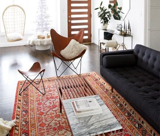 3 Design Tricks To Make Small Spaces Look Moe Spacious Wazo Furniture
