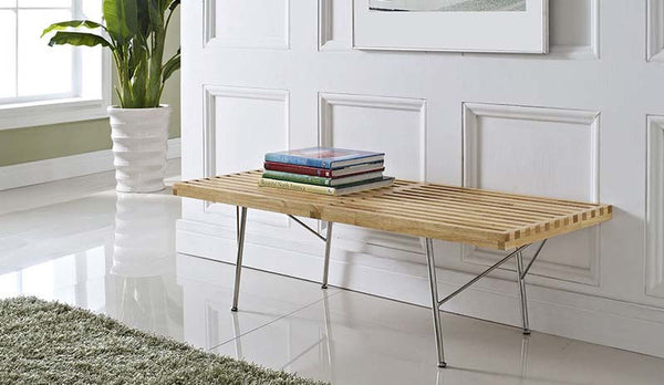 Benched: 5 Stylish Pieces to Class up Your Home