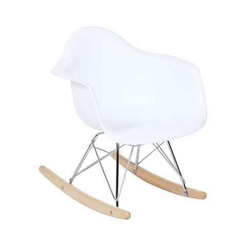 Eames Kids Style Molded Armchair Rocker Base