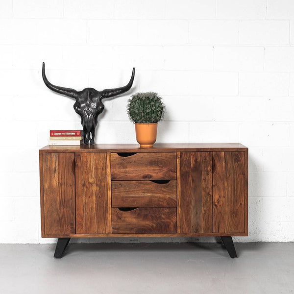 AROSA - Acacia Wood Sideboard