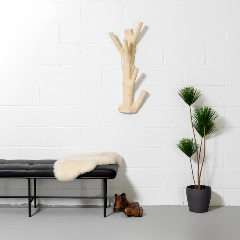 ANSEL - Mango Wood Hanging Tree - Wazo Furniture