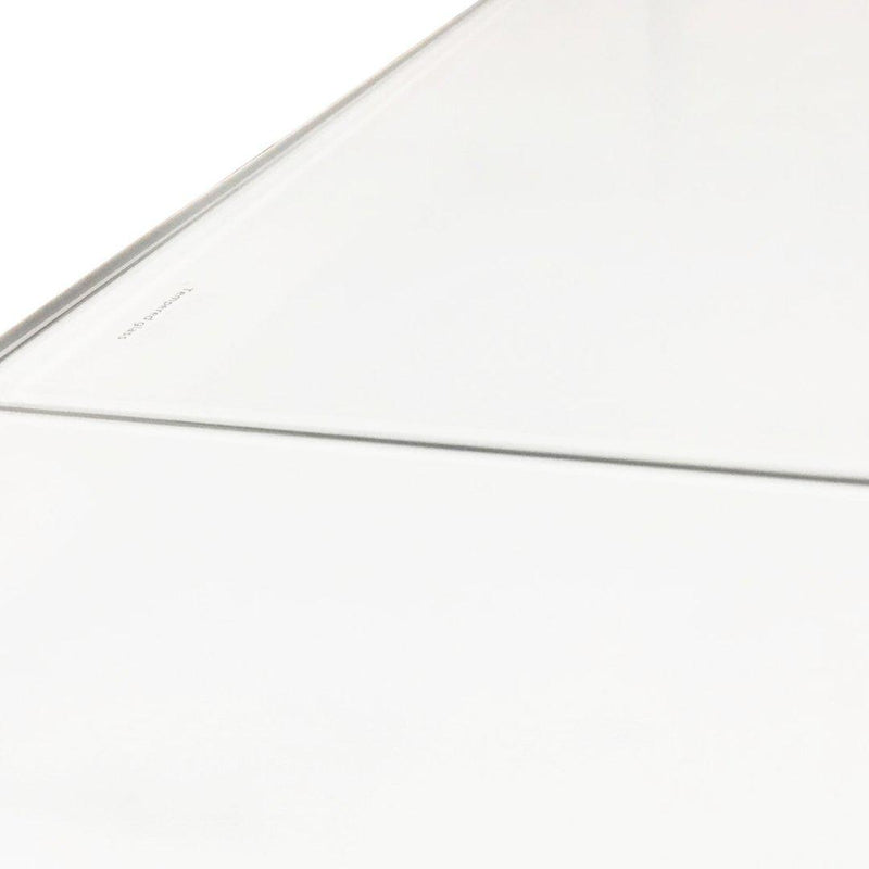 HANS - Extendable Glass Dining Table - Wazo Furniture