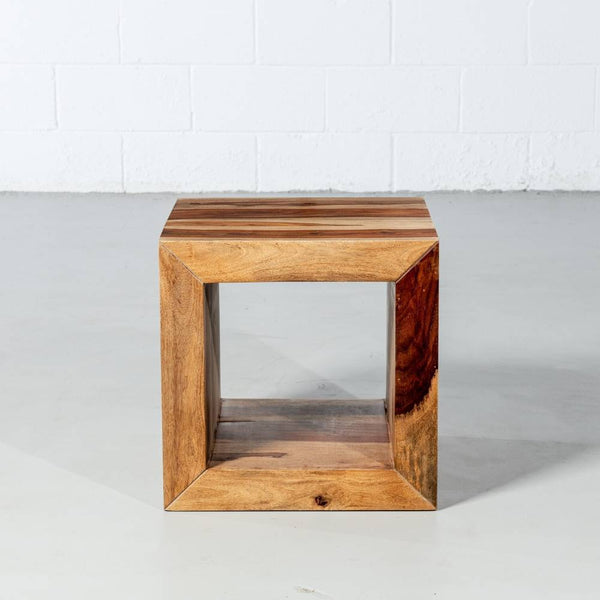 ROSEWOOD CUBE - Wazo Furniture