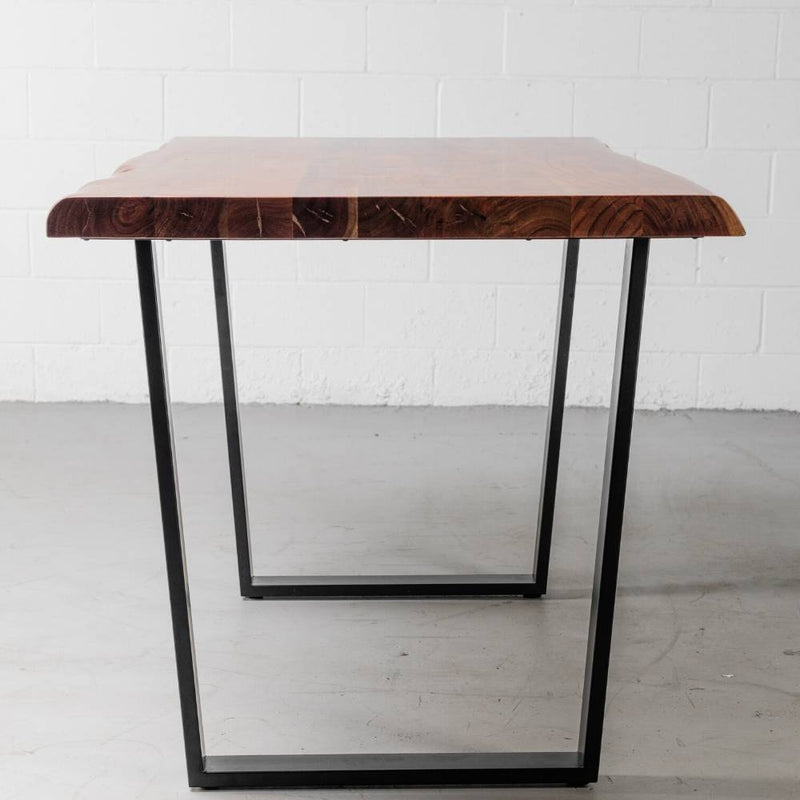 PORTO - Live Edge Acacia Counter Table