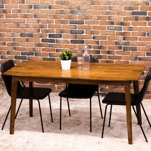 VESTER - Acacia Dining Table-Table-Wazo Furniture