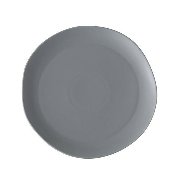 "HUGO - Grey Dinner Plates 10"" (4 pc)"