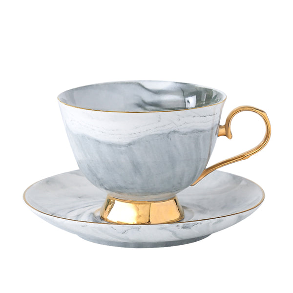CHAPELLE - Teacup Grey (2 pc)