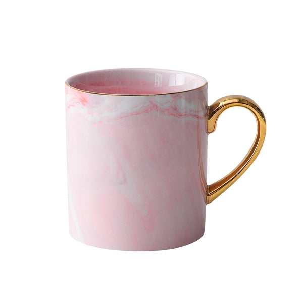 CHAPELLE - tasse rose (2 pc)