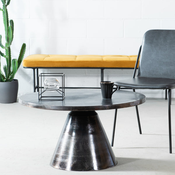 JOVIE - Metal Coffee Table