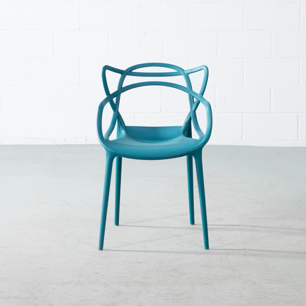 MASTERS - Blue Chair