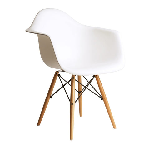 Awesome ... Eames Style Molded Armchair   Wazo Furniture ...