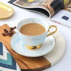 CHAPELLE - Teacup Blue (2 pc)