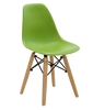 Kids Eames Style Molded Side Chair