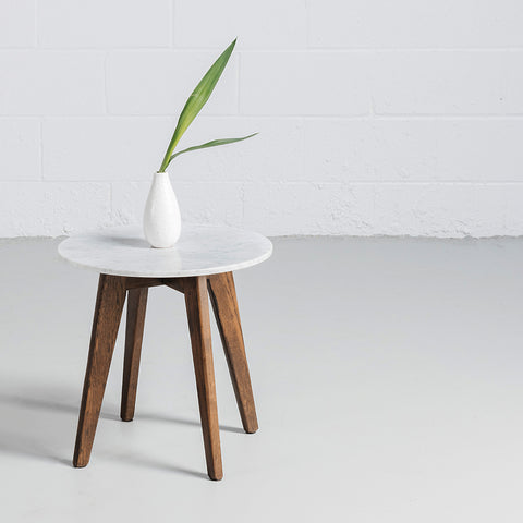 JILL Marble Side Table