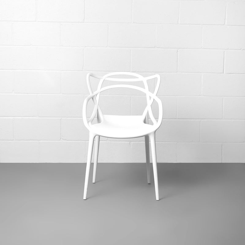 MASTERS - White chair