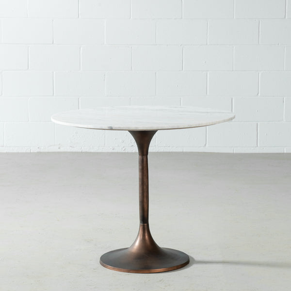 TULIP - Marble Dining Table (74 cm + 90 cm)