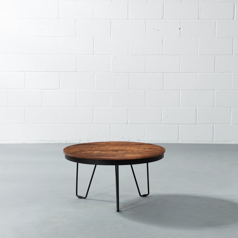 RUDOLPH - Round Coffee Table
