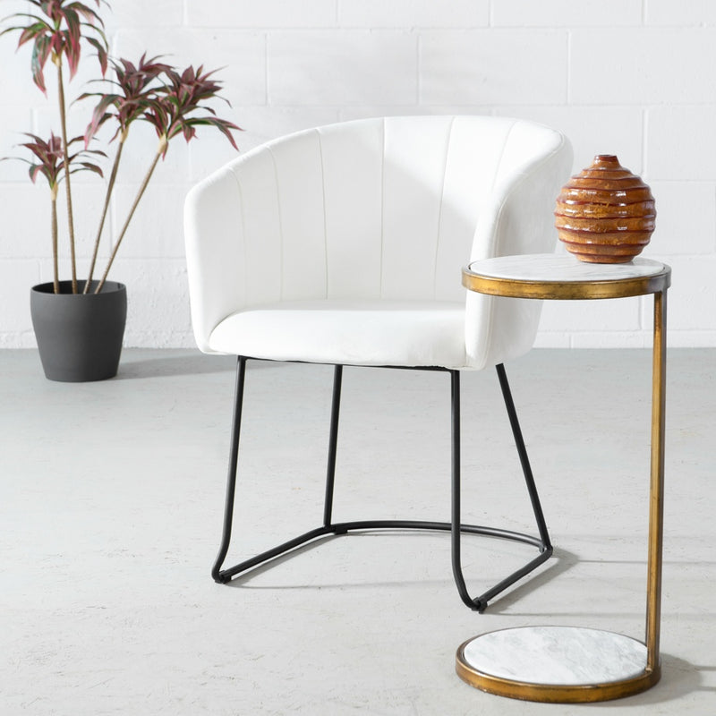 CLIA - Marble Drink Table