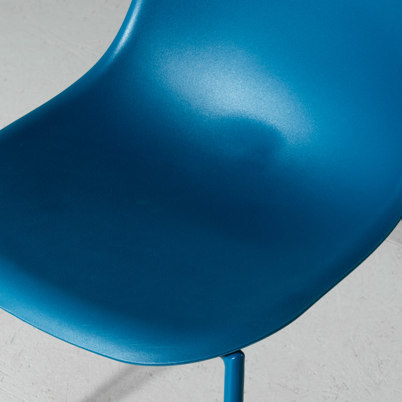 ELLEN - Blue Dining Chair