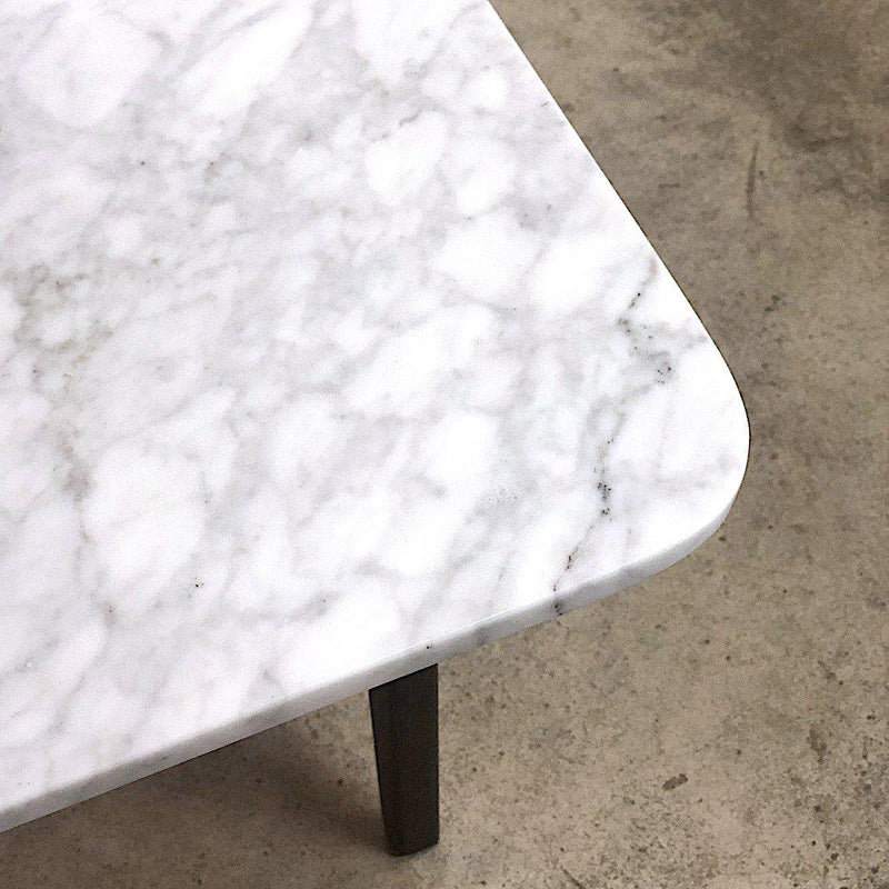 COLE - Marble Coffee Table - Wazo Furniture