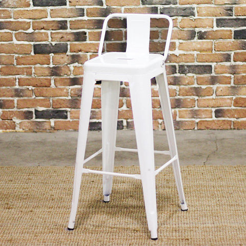 TOLIX - Bar Stool (75 cm) - FINAL SALE-Bar Stools-Wazo Furniture