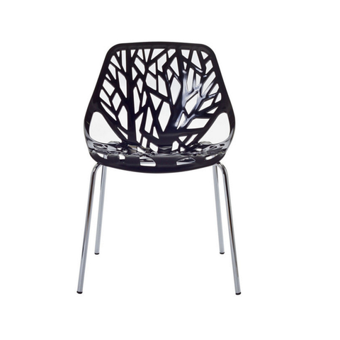 forest chair black