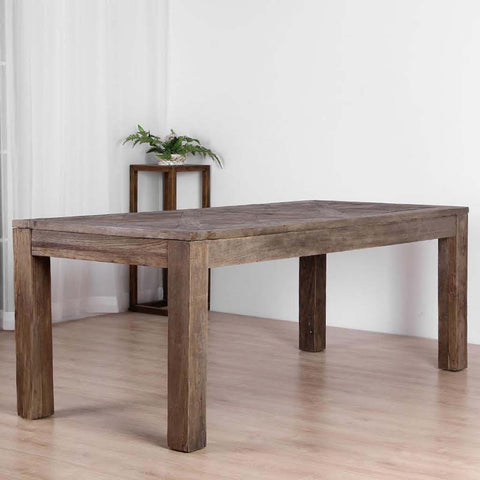 Westbury Reclaimed Wood Farmhouse Table