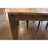 Westbury Reclaimed Wood Farmhouse Table- Final sale