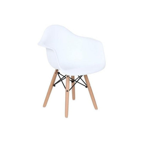 Kids Eames Style Molded Armchair - Wazo Furniture