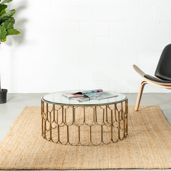 HEMEDE - Coffee Table - Wazo Furniture