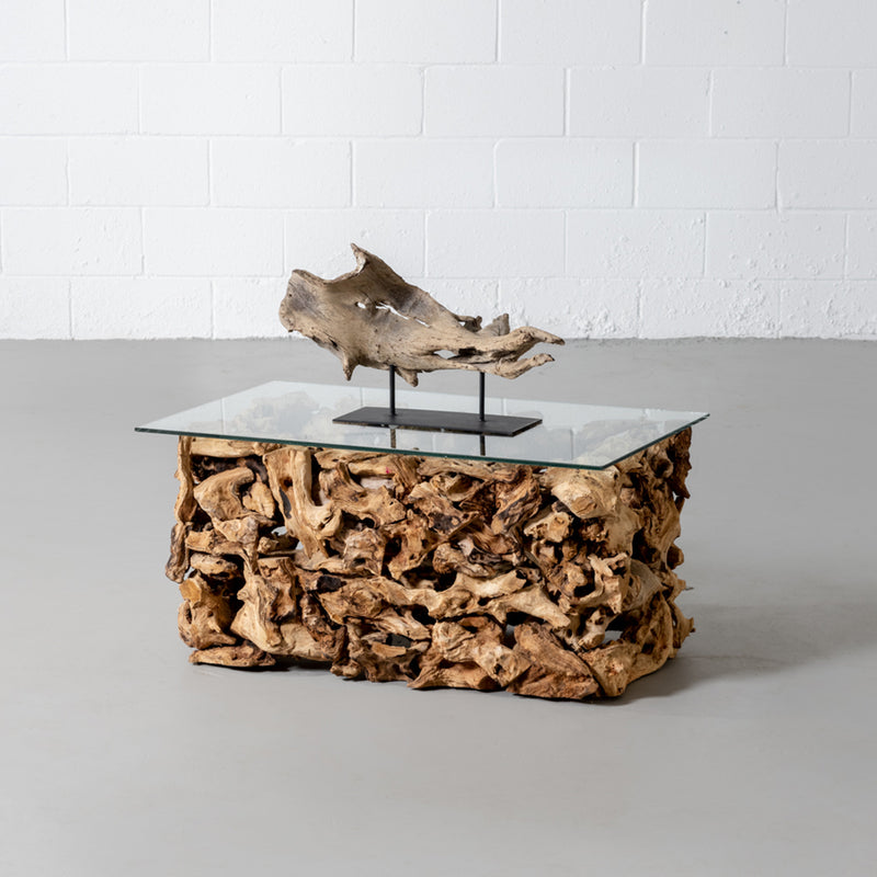 IVY - Reclaimed Root Wood Sculpture - Wazo Furniture