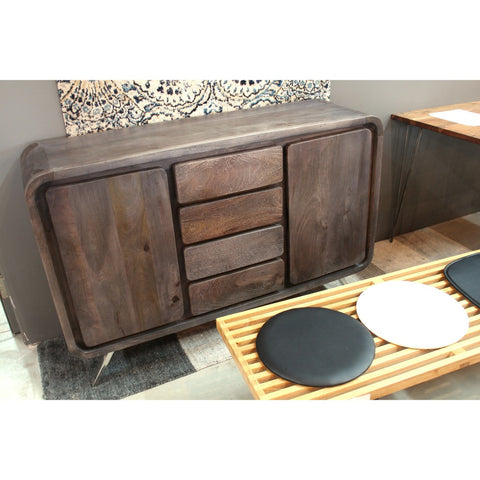 Wazo Mango Wood Sideboard- Final sale