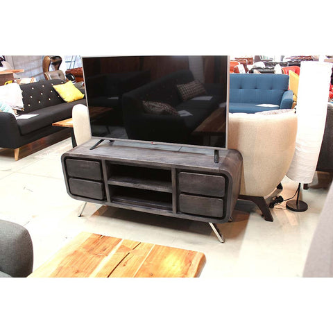 Wazo Mango Wood TV Console