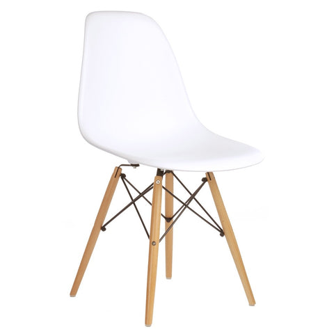 Eames Style Molded Side Chair