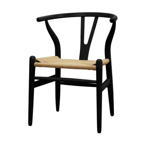 Metal Wishbone Chair