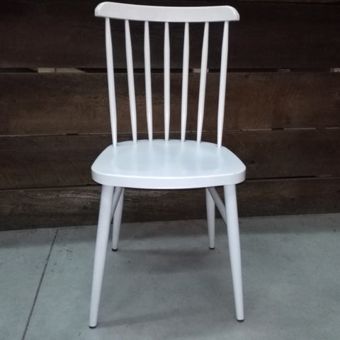 Low Back Metal Windsor Chair