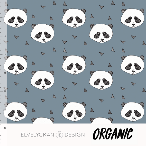 PRESALE // PANDA BLUE - 1 YARD