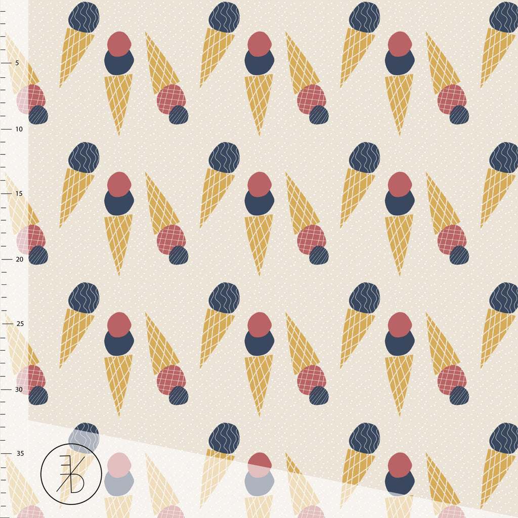 ICE CREAM DREAM  - 0,5 YARD