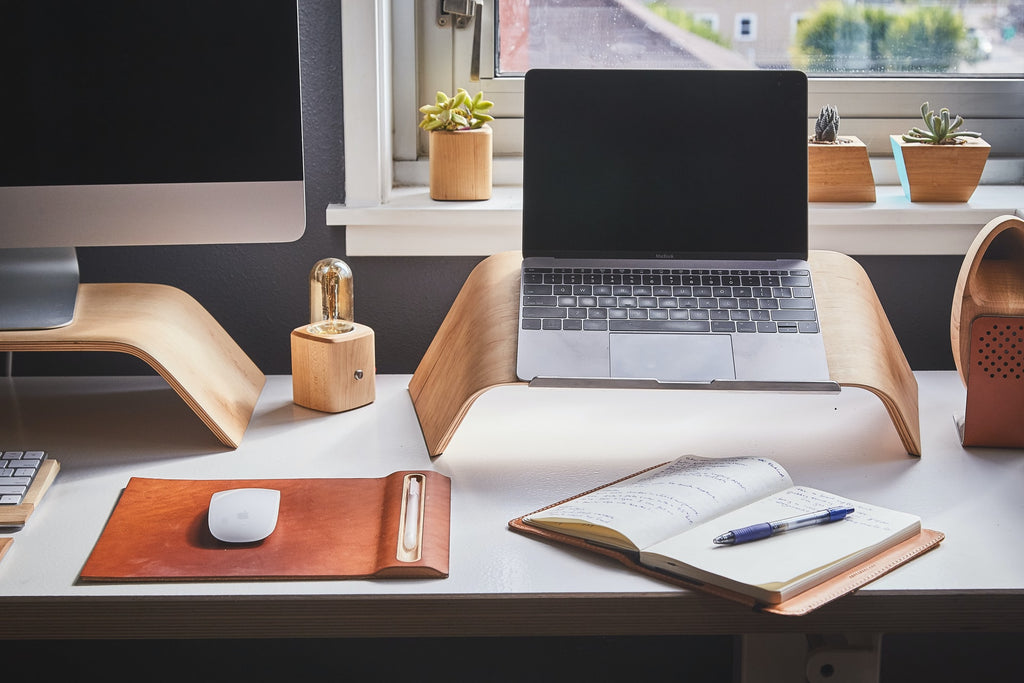 Is Your Company Giving You a Home Office Budget? Here's How to Make the Most of It.