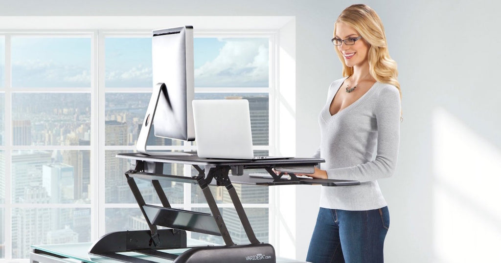 5 Reasons Standing Desks Will Be the New Normal